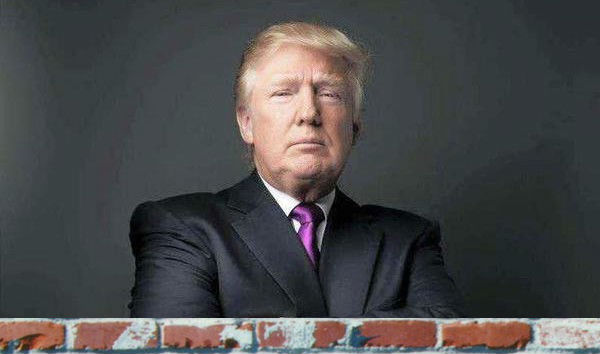 Another Brick In Trump's Wall PartOne