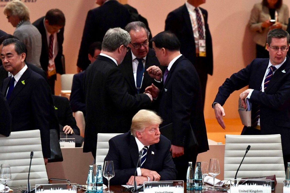 The G20 Should Take Trump At His Word – And Become theG19+1