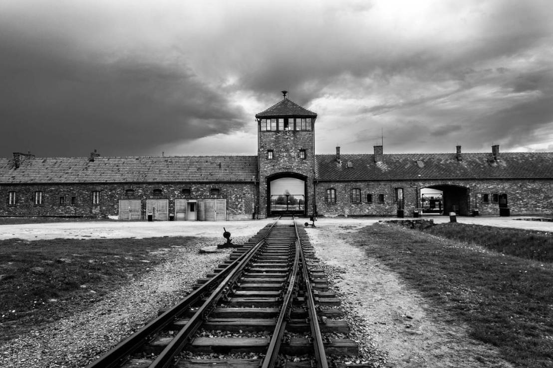 Auschwitz Wasn't Built In A Day